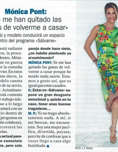 Prensa Pronto 002 - Mónica Pont