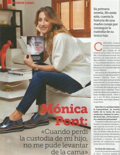 Prensa Semana 083 - Mónica Pont