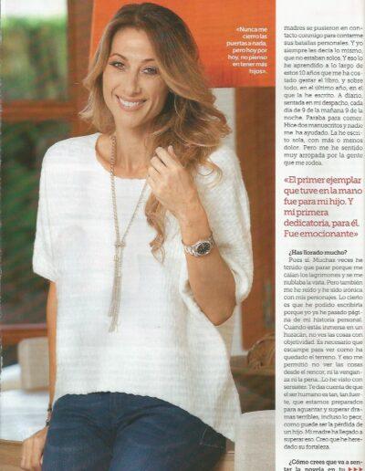 Prensa Semana 084 - Mónica Pont
