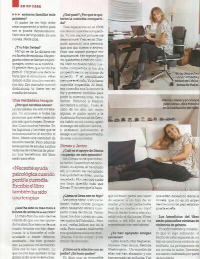 Prensa Semana 085 - Mónica Pont
