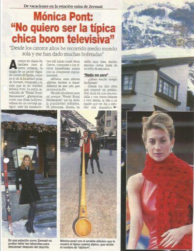 Prensa Diez Minutos 082 - Mónica Pont