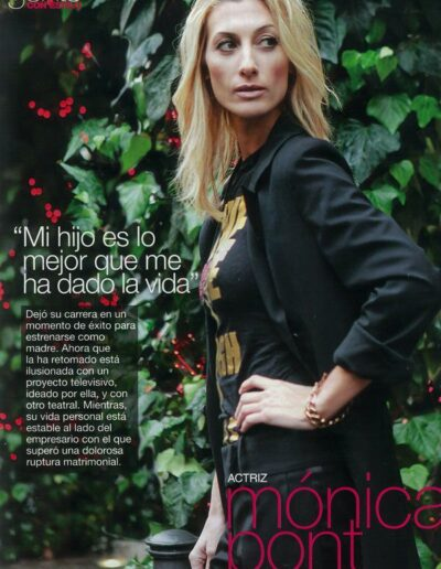 Prensa Diez Minutos 094 - Mónica Pont