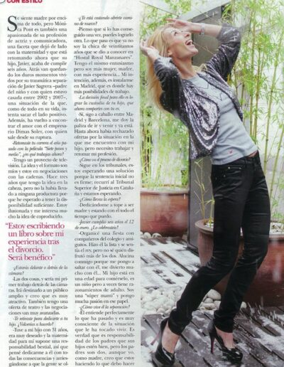 Prensa Diez Minutos 096 - Mónica Pont