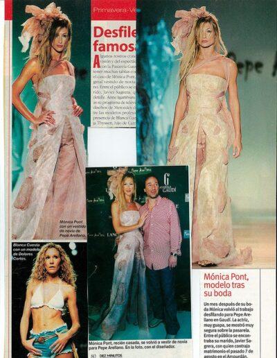 Prensa Diez Minutos 099 - Mónica Pont