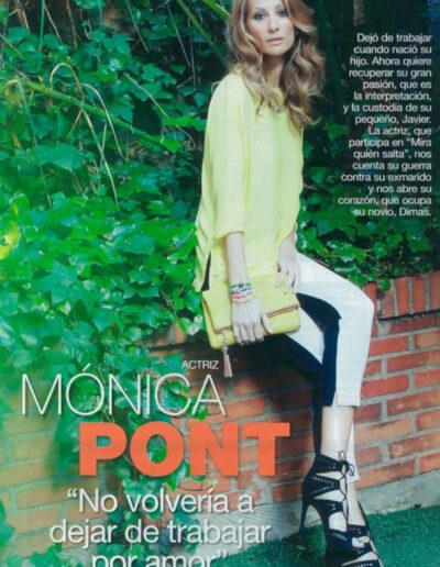 Prensa Diez Minutos 089 - Mónica Pont
