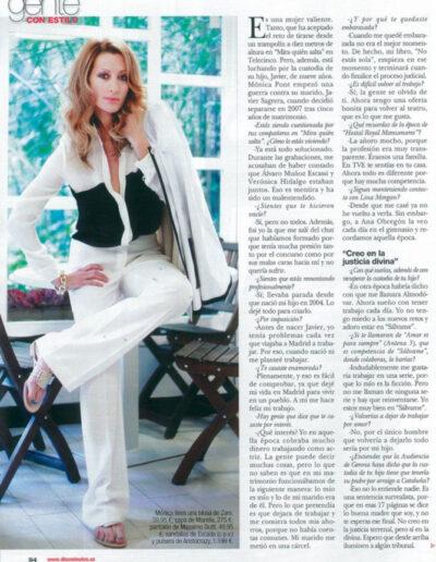 Prensa Diez Minutos 091 - Mónica Pont