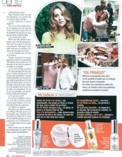 Prensa Diez Minutos 093 - Mónica Pont