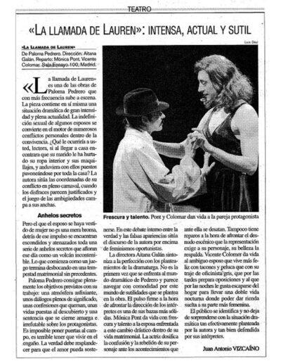 Prensa el punto 001 - Mónica Pont