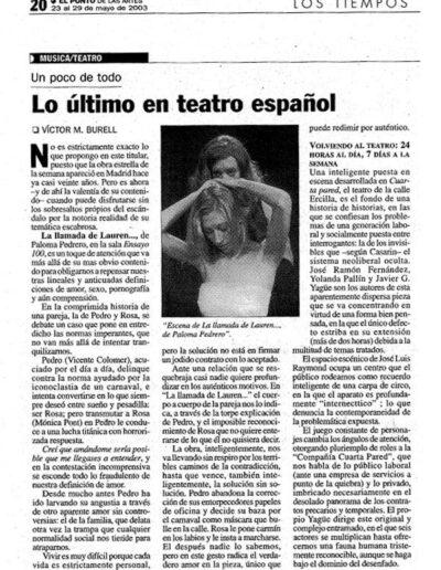 Prensa el punto 002 - Mónica Pont