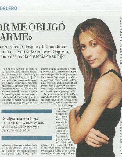 Prensa elmundo 99 - Mónica Pont