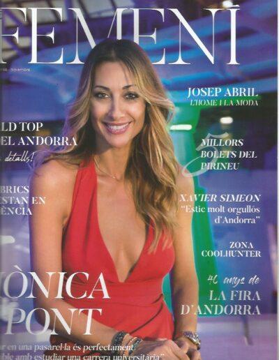 Prensa En Femeni 201912 01 - Mónica Pont