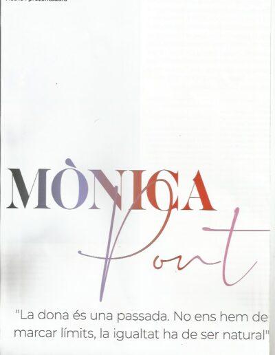 Prensa En Femeni 201912 03 - Mónica Pont