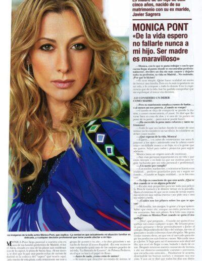 Prensa hola 061 - Mónica Pont