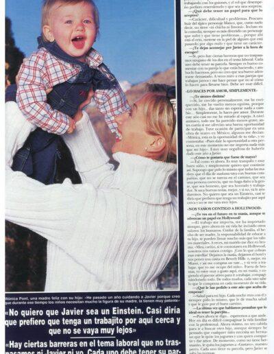 Prensa hola 062 - Mónica Pont
