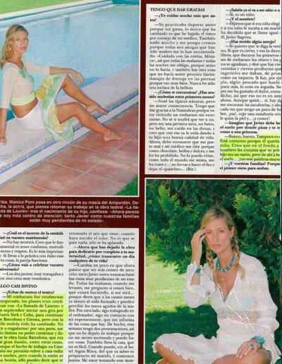Prensa hola 073 - Mónica Pont