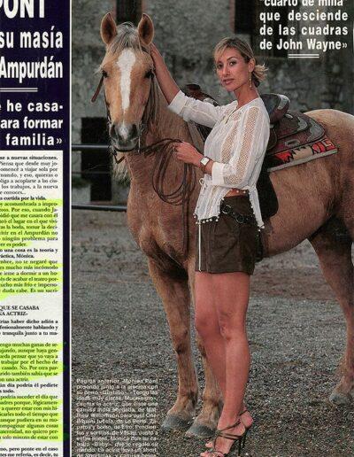 Prensa hola 076 - Mónica Pont