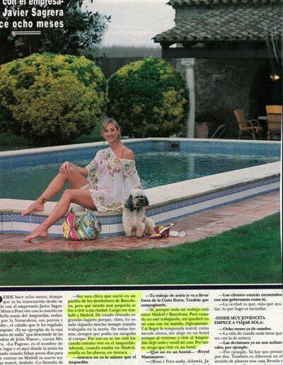 Prensa hola 077 - Mónica Pont