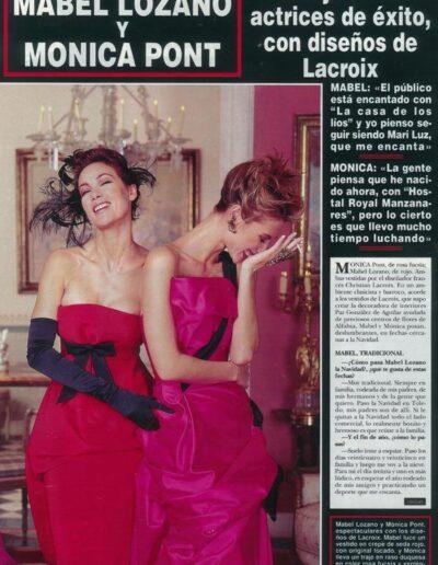 Prensa hola 099 - Mónica Pont
