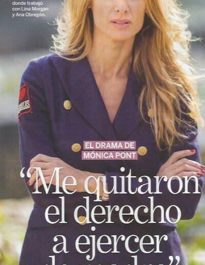 Prensa lecturas 099 - Mónica Pont