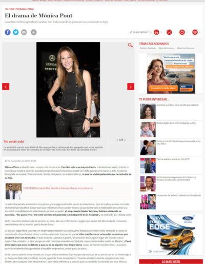 Prensa lecturas 098 - Mónica Pont