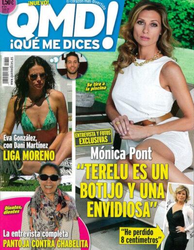 Prensa qmd 090 - Mónica Pont