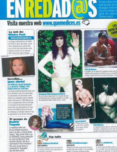 Prensa qmd 096 - Mónica Pont
