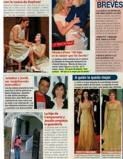 Prensa teleindiscreta 099 - Mónica Pont