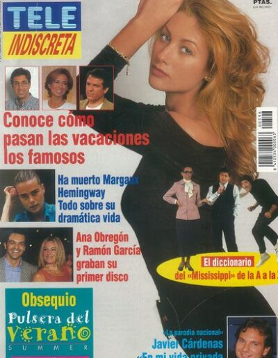 Prensa teleindiscreta 001 - Mónica Pont