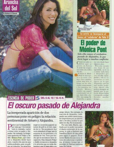 Prensa teleindiscreta 002 - Mónica Pont