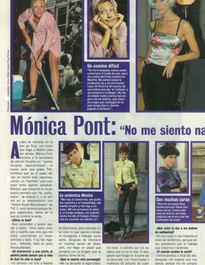 Prensa teleindiscreta 003 - Mónica Pont