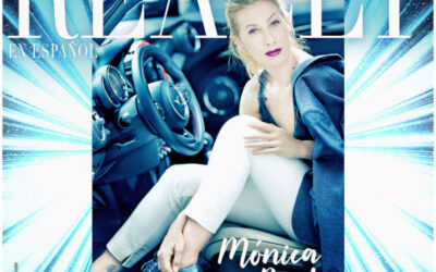 Monica stars in a new cover of Really magazine