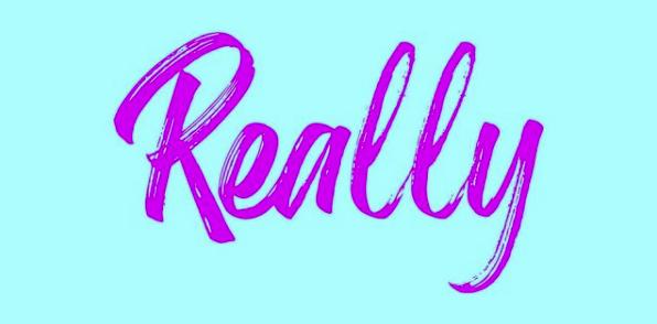 logo really